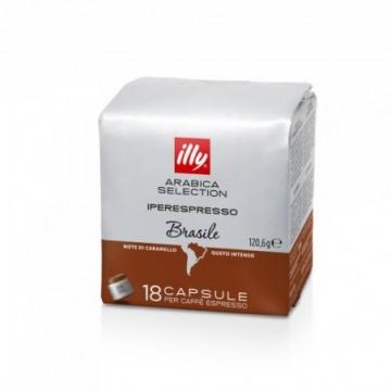 Capsule caffè Illy brasile...
