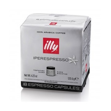 Capsule caffè Illy tost....
